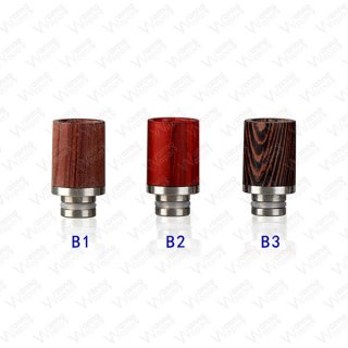 510 Drip Tip Wood Extra Wide