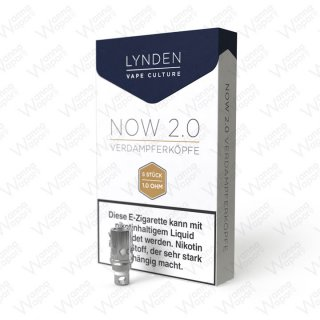 LYNDEN NOW 2.0 coil
