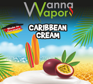 Caribbean Cream Liquid