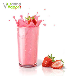 Strawberry Milchshake Liquid
