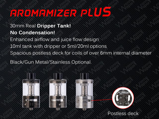 Steam Crave Aromamizer Plus RDTA