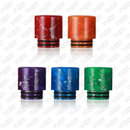 810 Drip Tip Resin Metallic