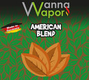 American Blend Liquid 3 mg 10 ml