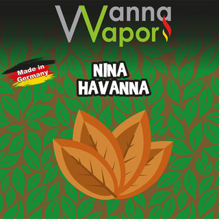 Nina Havanna Liquid 12 mg 10 ml