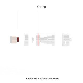 Uwell Crown 3 Dichtungssatz