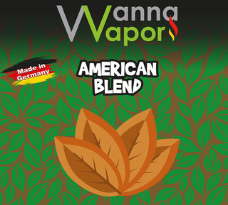American Blend 30ml/60ml Mix & Vape
