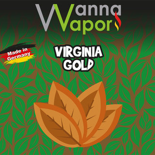 Virginia Gold 30ml/60ml Mix & Vape