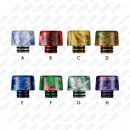 510 Drip Tip Resin Wide
