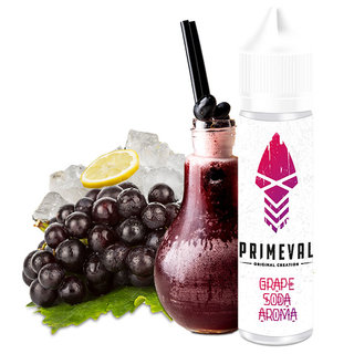 Primeval Grape Soda 12ml/60ml Longfill-Aroma